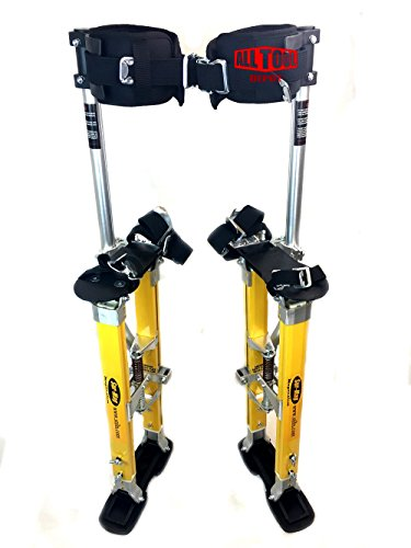 SurPro Interlok Magnesium Drywall Stilts